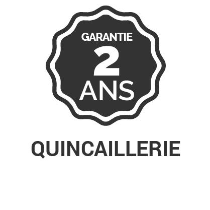 Garantie 2 ans Quincaillerie