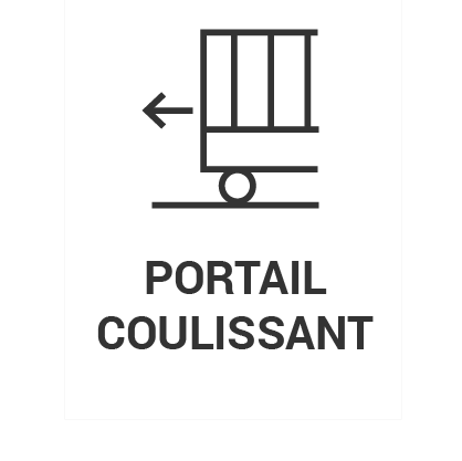 Portail Coulissant