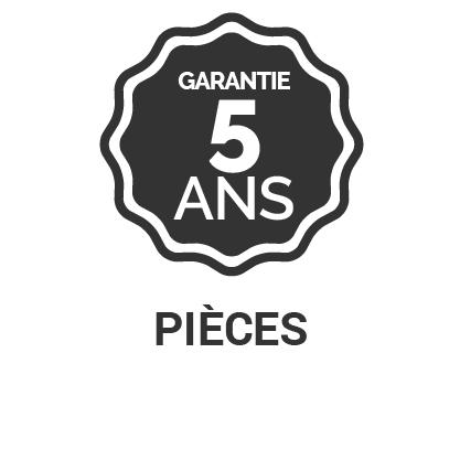 Garanti 5 ans Pièces